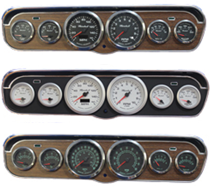 6-Gauge Bezel Gauge Bundle Sets