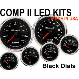 COMP II LED Black