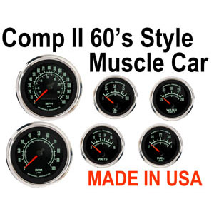 COMP II 60'S Muscle